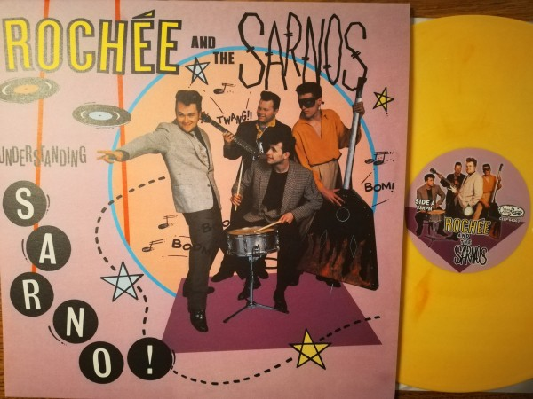 ROCHEE AND THE SARNOS - Understanding Sarno LP yellow ltd.