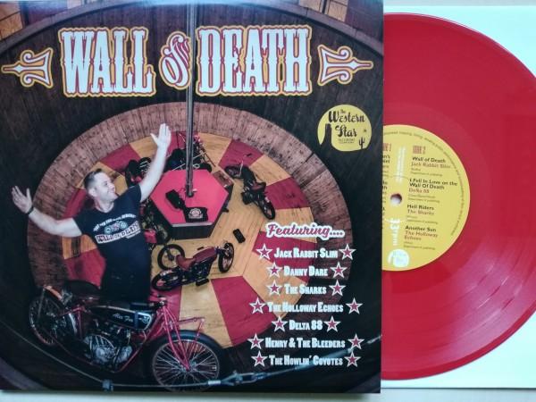 "V.A. - Wall Of Death 10""LP"