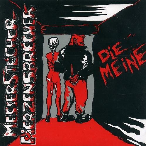 """MESSERSTECHER HERZENSBRECHER - Die Meine 7"""" ltd."""