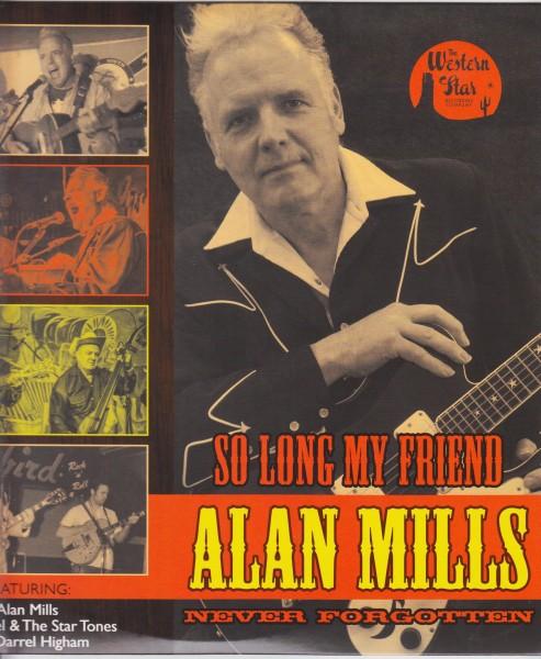 "MILLS, ALAN - So Long My Friend 10""LP"