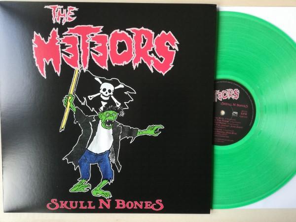 METEORS - Skull N Bones LP