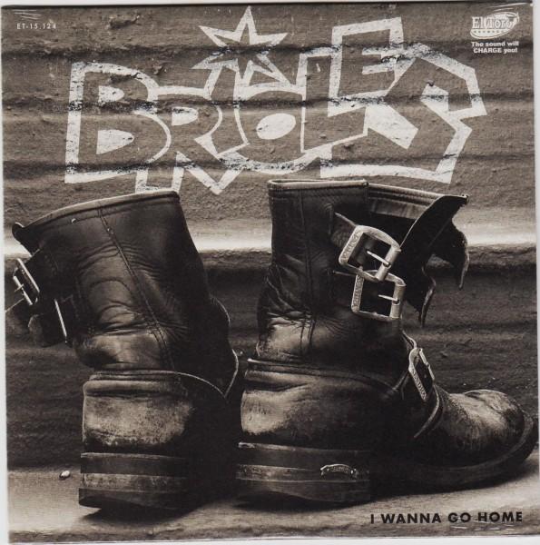 "BRIOLES - I Wanna Go Home 7""EP"