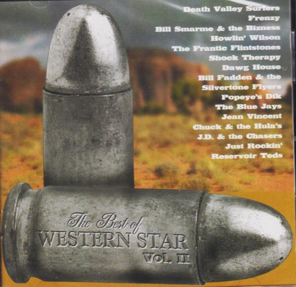 V.A. - The Best Of Western Star Vol.2 CD