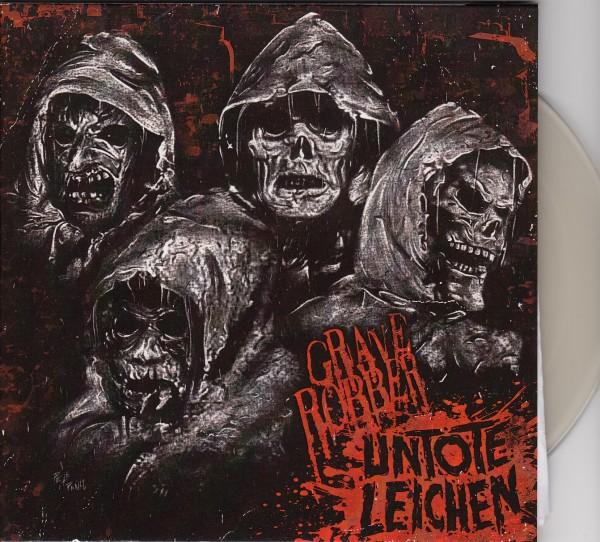 "GRAVE ROBBER - Untote Leichen 7""EP ltd."