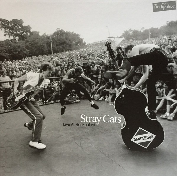 STRAY CATS - Live At Rockpalast 3LP edition