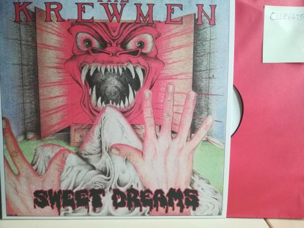 KREWMEN - Sweet Dreams LP white label ltd.