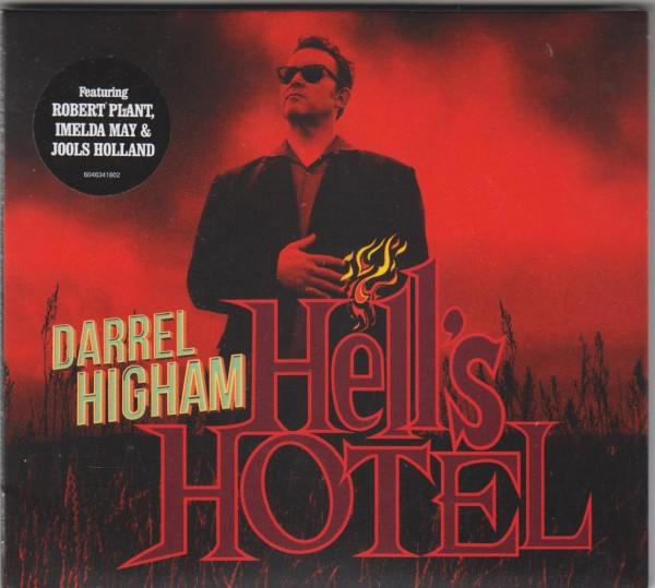 HIGHAM, DARREL - Hell's Hotel CD
