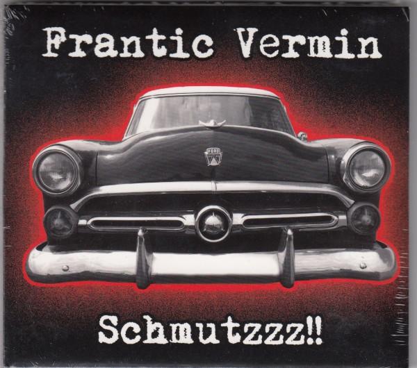 FRANTIC VERMIN - Schmutzzz!! CD