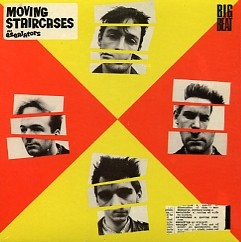 ESCALATORS - Moving Staircases CD