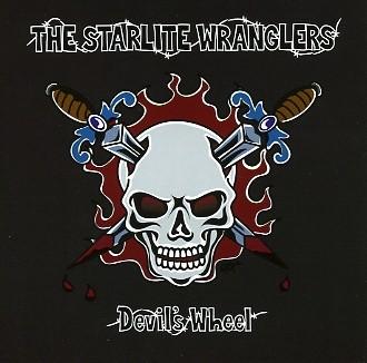STARLITE WRANGLERS - Devil´s Wheel LP