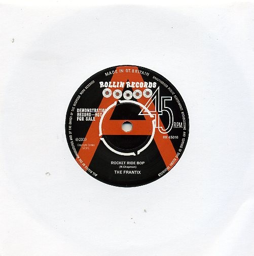 FRANTIX-Rocket Ride Bop 7""