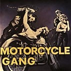 V.A. - Motorcycle Gang CD