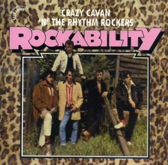 CRAZY CAVAN AND THE RHYTHM ROCKERS - Rockability CD