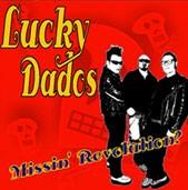 LUCKY DADOS - Missin´Revolution MCD
