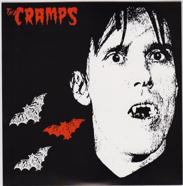 "CRAMPS - Sunglasses After Dark 7""EP ltd."