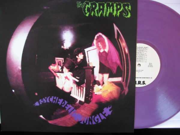 CRAMPS - Psychedelic Jungle LP