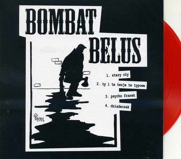 "BOMBAT BELUS - Same 7""EP ltd.!"