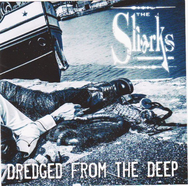 SHARKS - Dredged From The Deep CD