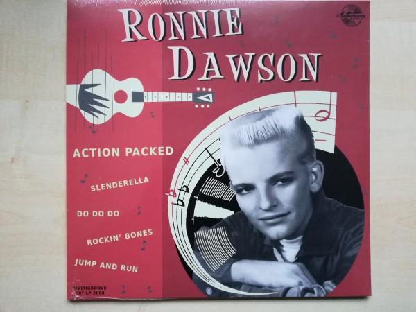 "DAWSON, RONNIE - Action Packed 10""LP"