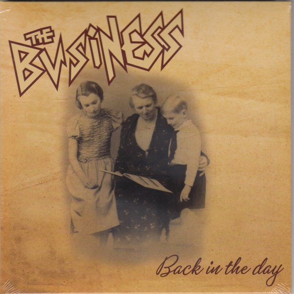"""BUSINESS - Back In The Day 7""""EP"""