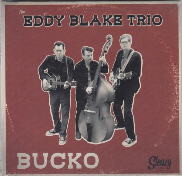 EDDY BLAKE TRIO - Bucko CD
