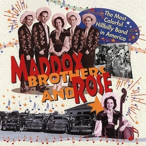 MADDOX BROTHERS`S AND ROSE - The Most ... 4CD-BOX
