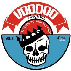 V.A. - Voodoo Rhythm Compilation Vol. 4 LP