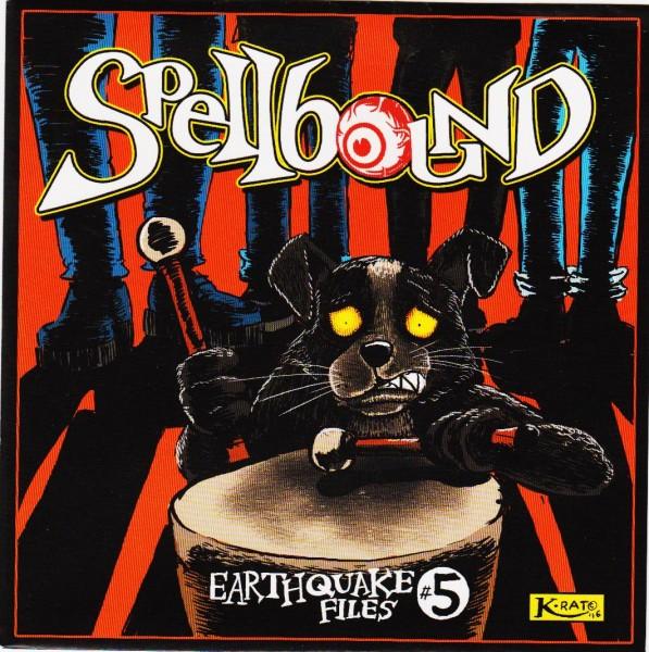 "SPELLBOUND - Legend Of The Past 7""EP ltd. white"