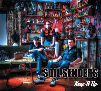 SOIL SENDERS - Keep It Up CD