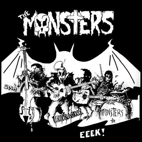 MONSTERS - Masks LP + CD ltd.