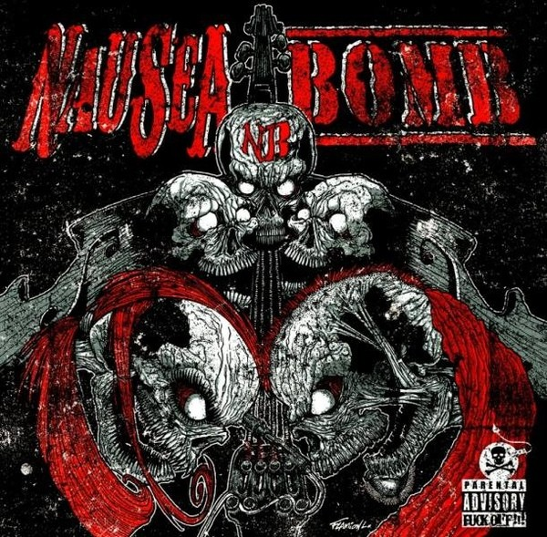 NAUSEA BOMB - Same CD