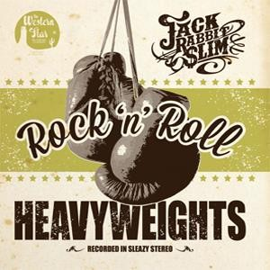"JACK RABBIT SLIM - Rock n Roll Heavyweights 10""EP ltd."