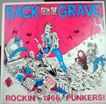 V.A .- Back From The Grave LP Vol.1
