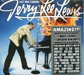 LEWIS, JERRY LEE - Last Man Standing CD