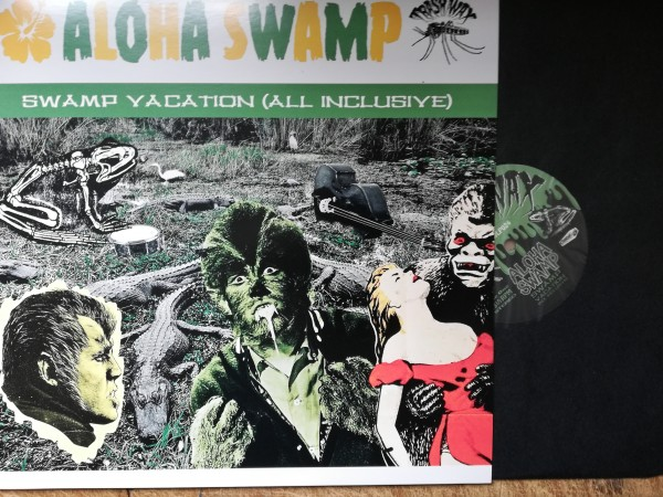 ALOHA SWAMP - Swamp Vacation LP