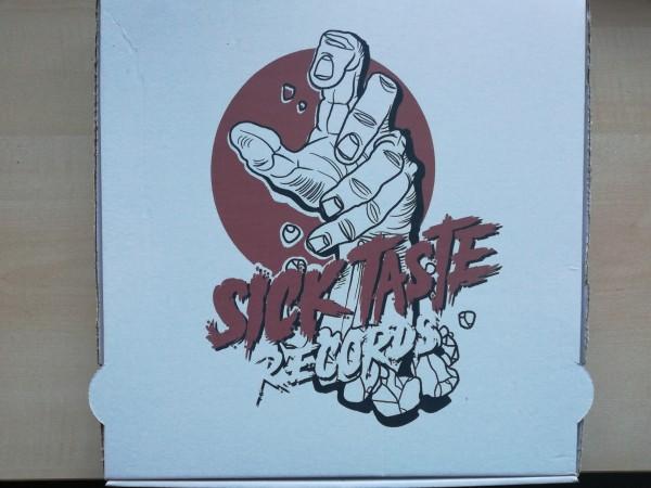 V.A. - Sick Taste Records 2LP ltd.Box
