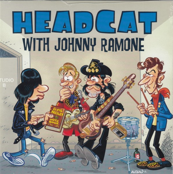 "HEADCAT - Good Rockin' Tonight 7"""