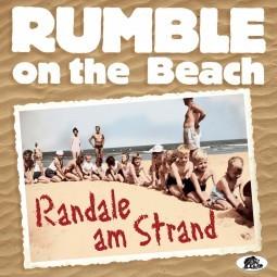 RUMBLE ON THE BEACH - Randale am Strand LP