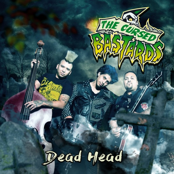 CURSED BASTARDS - Dead Head CD
