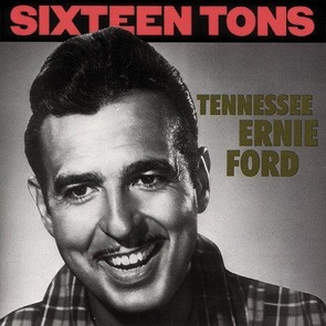 FORD, TENNESSEE ERNIE - Sixteen Tons CD