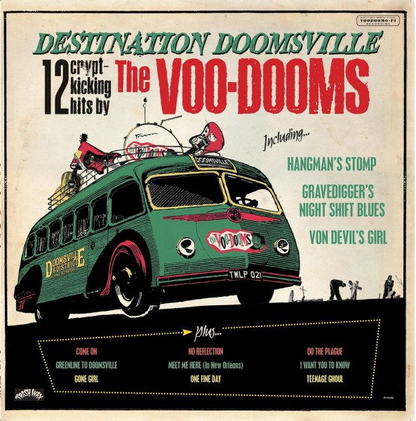 VOO-DOOMS - Destination Doomsville LP