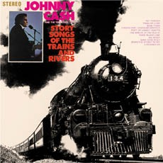 CASH, JOHNNY - Story Songs Of The Trains And Rivers LP