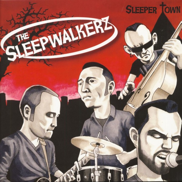 SLEEPWALKERZ - Sleeper Town LP