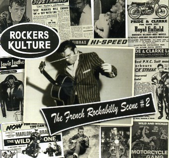 V.A. - Rockers Kulture Vol. 2 CD