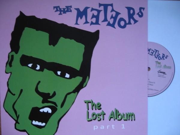METEORS - The Lost Album Vol.1 LP