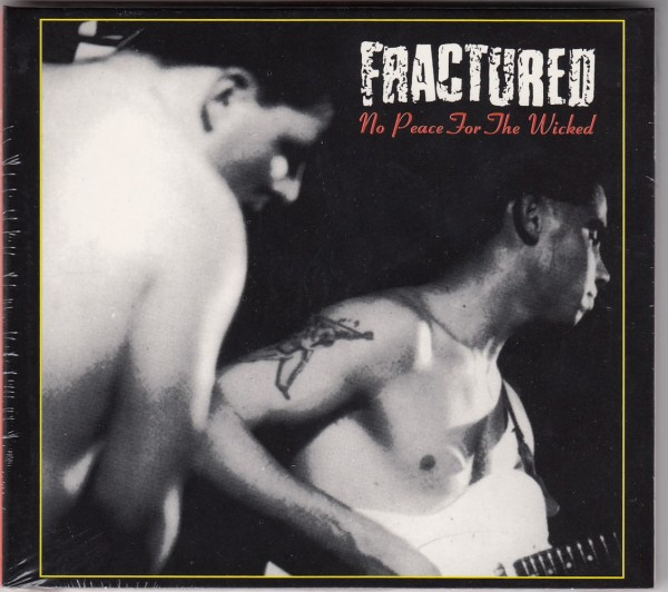 FRACTURED - No Peace For The Wicked CD