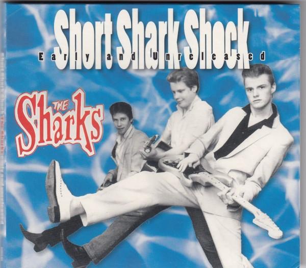 SHARKS - Short Shark Shock CD