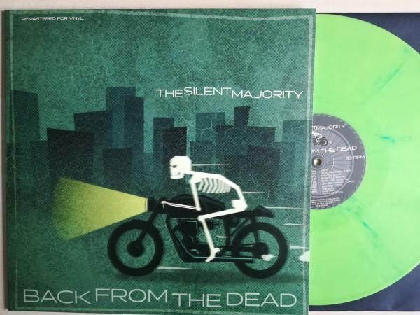 SILENT MAJORITY - Back From The Dead LP ltd. yellow