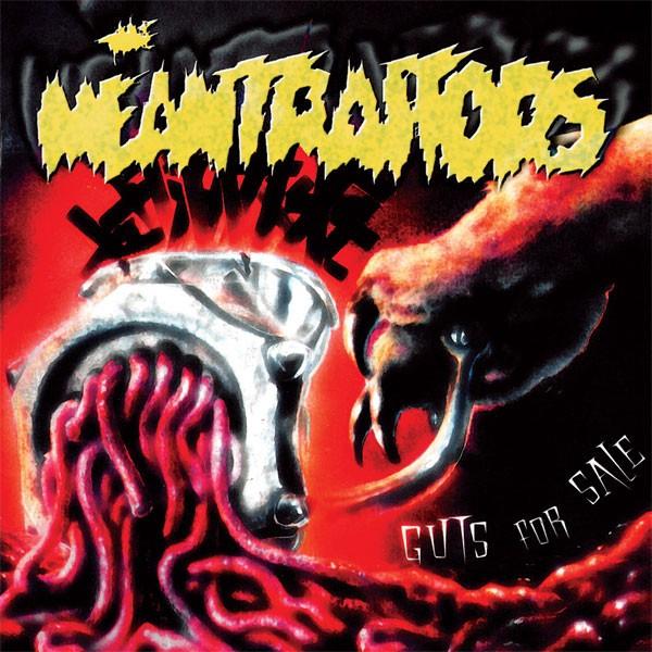 MEANTRAITORS - Guts For Sale LP ltd.