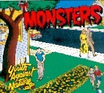 MONSTERS - Youth Against Nature LP + CD